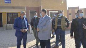 محافظ أسيوط: مقترحات تطوير قرى الظهير الصحراوي قيد التنفيذ