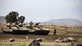 «العربية»: تعزيزات عسكرية إسرائيلية تتجه للجولان السوري المحتل