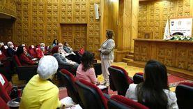 تدريب 17 عضوا بالنيابة الإدارية على «مهارات التواصل والقيادة ومناهضة العنف»
