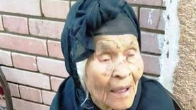 """عمرها 110 سنة.. """"أم خميس"""" تدلي بصوتها في انتخابات النواب بأسوان"""