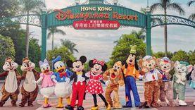 كورونا يغلق أبواب ديزني لاند في هونج كونج مرة أخرى