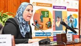وزيرة التضامن: إطلاق قانون المسنين قبل نهاية العام الجاري