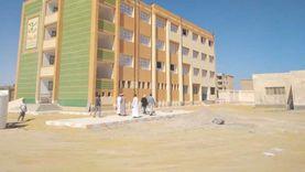 محافظ مطروح يعلن إنشاء 18 مدرسة جديدة.. 15 للتعليم الأساسي و3 للثانوي