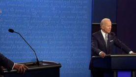 لوح زجاجي وكاتم صوت.. تجهيزات المناظرة الأخيرة بين ترامب وبايدن