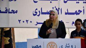 وزيرة التضامن: الزيادة السكانية تأكل آثار التنمية والبنية التحتية