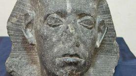 حمى مصر وبنى الحصون.. رأس سونسرت «قطعة الشهر» في المتحف المصري