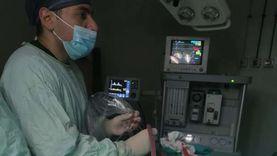 نجاح عملية استئصال غضاريف بالجيوب الانفية لمريض بالإسكندرية