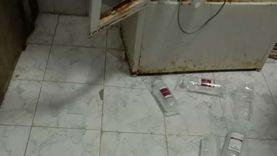 النيابة تقرر حجز مرتكبي واقعة الاعتداء على مستشفى في الإسماعيلية