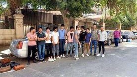 """حجب نتيجة لجنة كاملة فى """"صان الحجر"""".. وأهالى 13 طالباً يقدمون شكوى"""