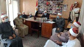 أوقاف دمياط تنقل عامل مسجد سمح بإقامة صلاة جنازة على متوفى