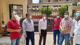 تعافي 63 حالة جديدة من المصابين بفيروس كورونا في دمياط