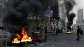تصاعد الاحتجاجات بلبنان في يومها الثالث: «يجب أن ترحل النخبة الحاكمة»