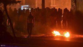 عاجل.. فيديو مروع لانفجار عنيف يضرب بيروت: سقوط مئات الجرحى