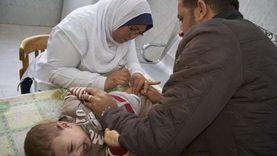 «الصحة»: تطعيم شلل الأطفال الجديد هام ولا يغني عنه باقي التطعيمات