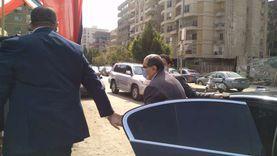وزير القوى العاملة يدلي بصوته في انتخابات مجلس الشيوخ بمدينة نصر