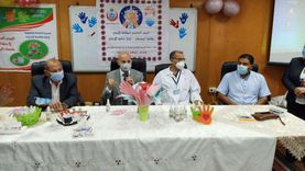 وكيل صحة الشرقية يشارك في إحتفالية اليوم العالمي لنظافة الأيدي