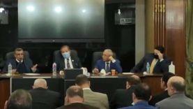 النائب مصطفى سالم يطالب بتوفير أراضي لتنفيذ مشروعات «حياة كريمة»