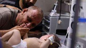 فلسطيني يروي لـ«الوطن» مرارة فقدان زوجته و3 أطفال: خرجوابلبس العيد ولم يعودوا