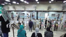 المترو: قطارات الخطوط الثلاثة تعمل بكامل طاقتها يومي الجمعة والسبت