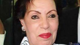 تكريم الفنانة «رجاء حسين» بالصالون الثقافي لمديحة حمدي 13 مارس