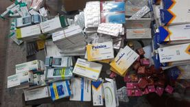 ضبط 1145 قرص وأمبول أدوية مخدرة بصيدليات بالدقهلية
