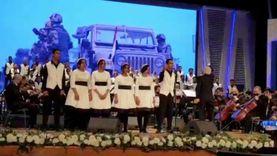 احتفالية وزارة التضامن بيوم اليتيم بقيادة المايسترو سليم سحاب