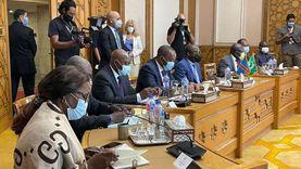 مصر تتلقى رؤية الرئاسة الكونغولية لاستئناف مفاوضات السد الإثيوبي