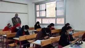 تغيب 28 طالبا بامتحانات اللغة الأجنبية الأولي والكيمياء في دمياط