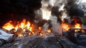 العثور على بقايا صاروخ في موقع انفجار مصراتة الليبية