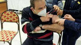 صحة مطروح: بدء تطعيم الموطنين بلقاح كورونا في مركز القلب