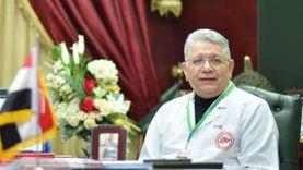 جمعية مرضى الكبد: توقيع الكشف الطبي على 3749 مريضا بالدقهلية