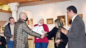 «الفنون التشكيلية» يُكرم أعضاء اللجنة العليا لمتحف الفن المصري الحديث