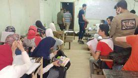 ضبط وتشميع 3 مراكز تعليمية خلال حملة موسعة بكفر الدوار