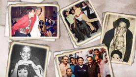 في عيد ميلاده الـ81.. صور نادرة لللزعيم عادل إمام