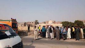 مصرع طفلين في حادثين تحت عجلات سيارة وكارو بالدقهلية