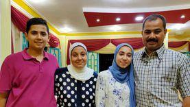 إحدى أوائل الثانوية بشمال سيناء: أسعى لدخول الطب وعلاج مرضى الأورام