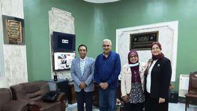 لجنة من معلومات الوزراء لتقييم الذاكرة المؤسسية بجنوب سيناء