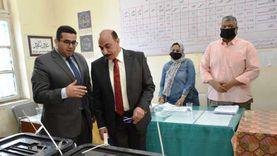 عطية: توفير كافة التسهيلات أمام الناخبين فى 373 لجنة فرعية بأسوان