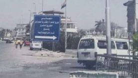 الطرق البديلة بعد غلق الصحراوي باتجاه الإسكندرية