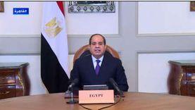السيسي لـ«مريم الصادق المهدي»: أمن السودان جزء لا يتجزأ من أمن مصر