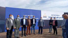 حديقة مركزية مجانا للمواطنين في كفر الشيخ