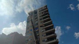 إصابة 3 عاملين في حريق مطعم شهير بكفر الشيخ