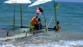 أماكن ممشي ذوي الهمم على شواطئ إسكندرية تعرف عليها