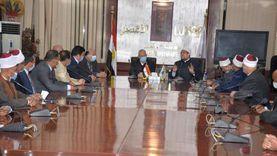 وزير الأوقاف يشدد على تنفيذ الإجراءات الوقائية في المساجد