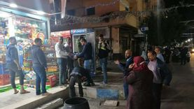 أول أسبوع رمضاني بالإسماعيلية: غلق مقاهى وحملات مستمرة في الشوارع