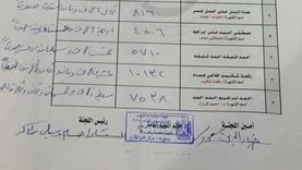غير نهائية.. اللجنة العامة تعلن نتائج دائرة مركز المراغة بسوهاج
