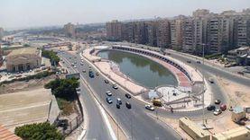 محور المحمودية يستعد لاستقبال موسم الأمطار في الإسكندرية
