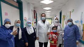 عزل «بنها التخصصي» يستقبل 9 أطفال مشتبه في إصابتهم بكورونا