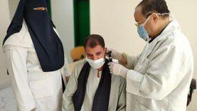 خدمات طبية وعلاجية لـ 1867 مواطنا بقرية جبل الطير القبلية في سمالوط