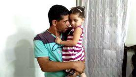 """والد الطفلة كنزي بعد اختفائها في """"بلاعة"""": """"الحضانة السبب"""""""